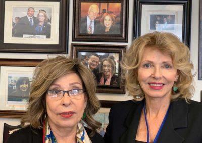 with Sally Kader