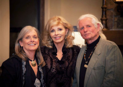 With Connie Baxter Marlow and Andrew Cameron BaileyAndrew