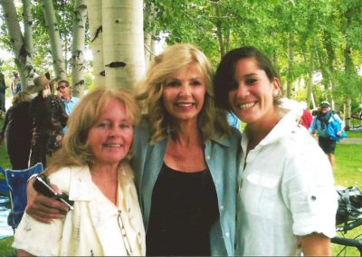 with Sue Winters and Lucy Kessler